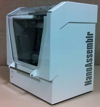 NanoAssemblr?微流控纳米载药颗粒包裹成型系统